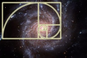 Golden ratio galaxy