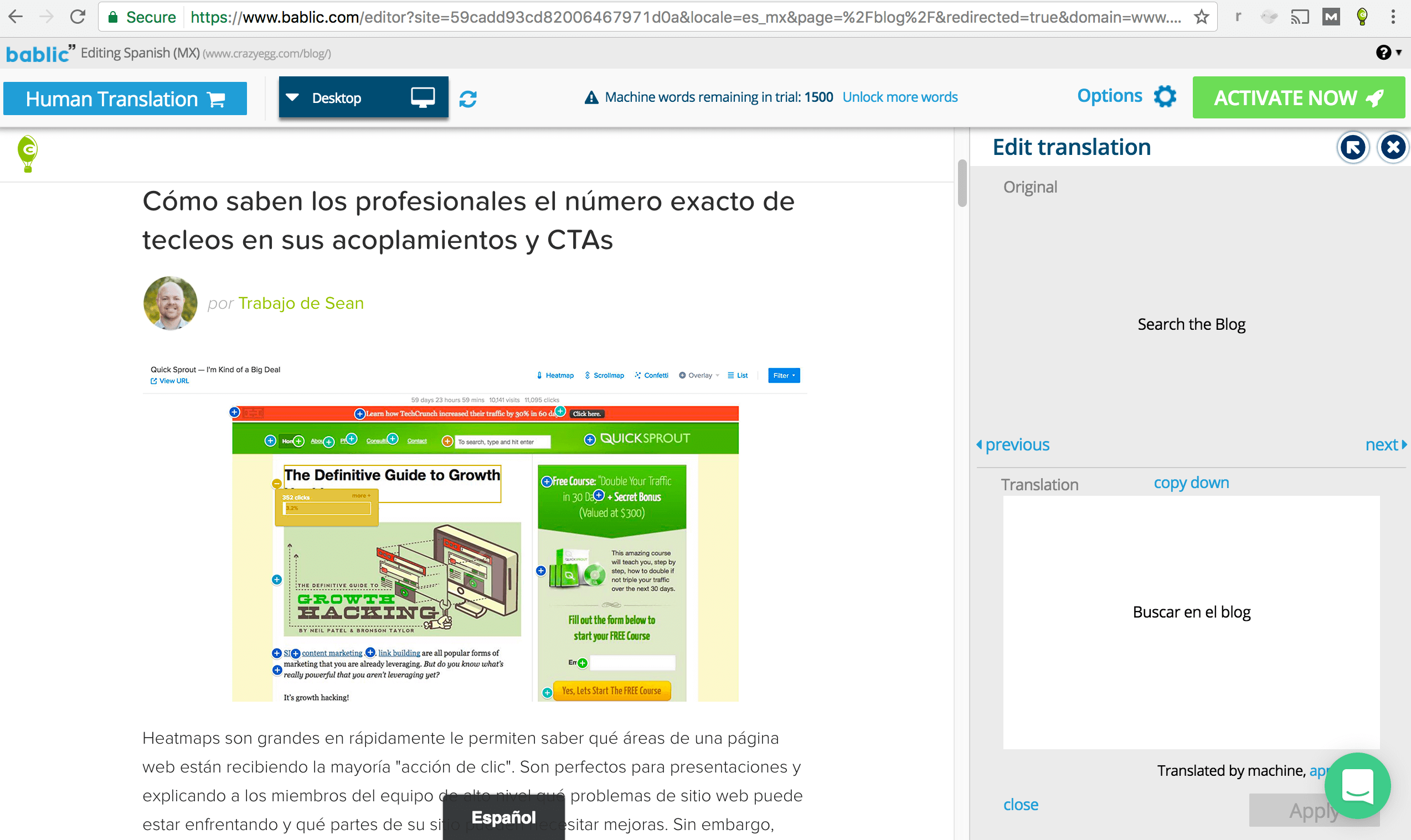 How To Translate Your Website Content & 5 Useful Tools To Do
