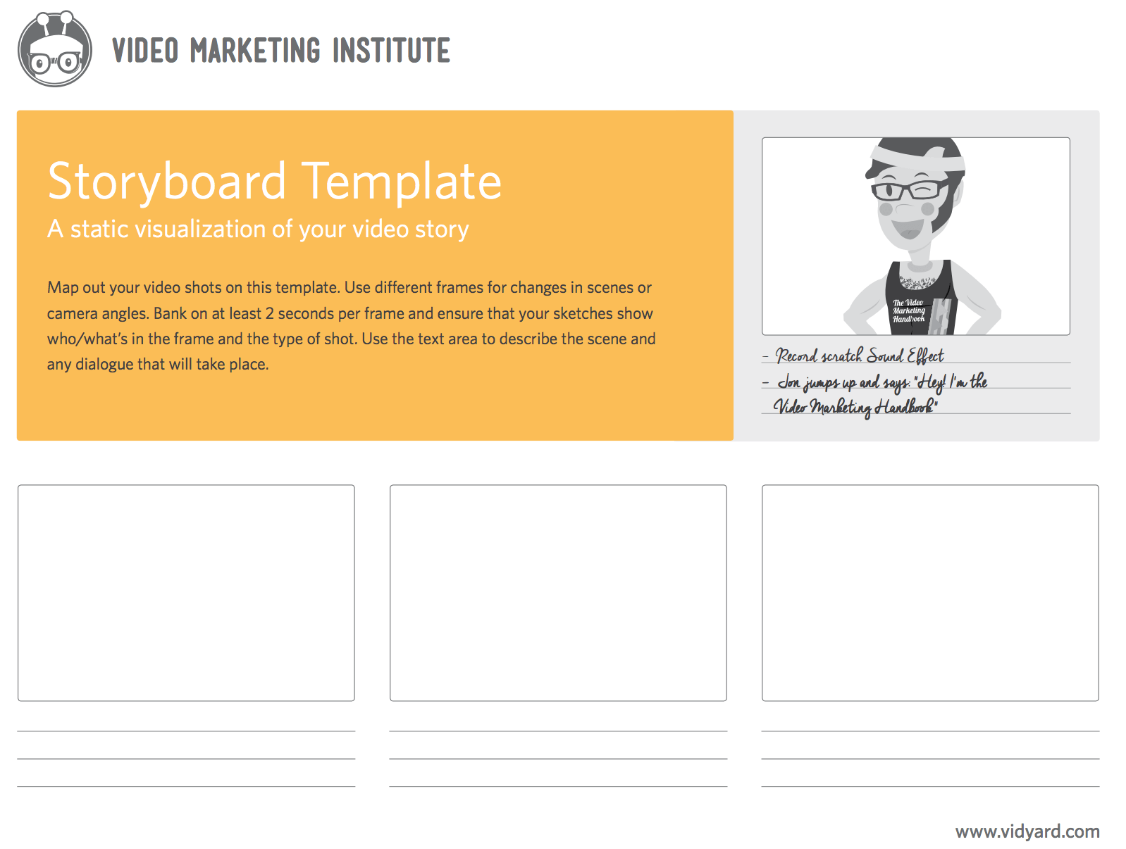 How to Storyboard a Marketing Video (When You're Not an Artist)