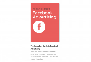 facebook advertising guide