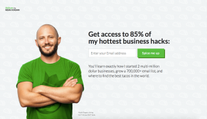 access 85 percent of business hacks