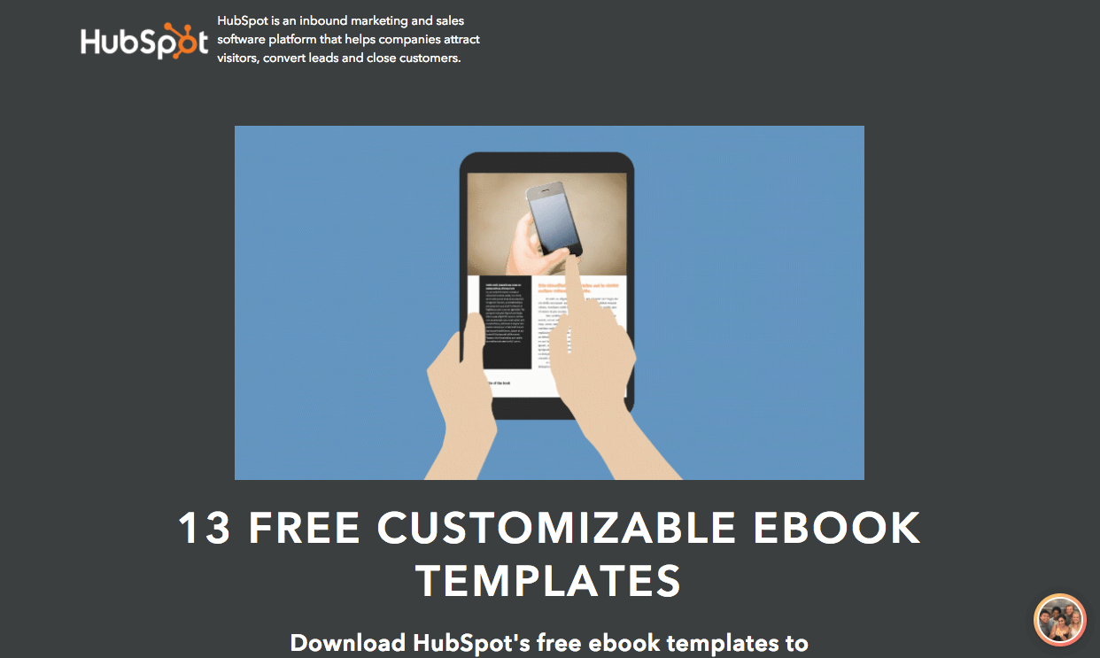 free customizable ebook templates