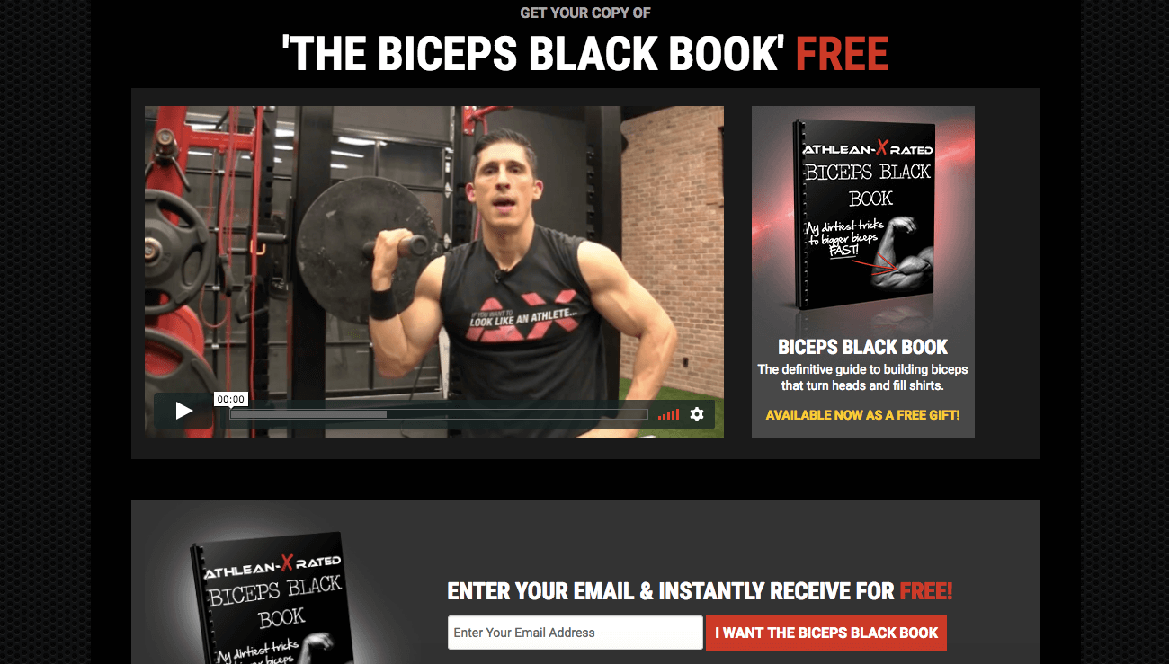 the biceps black book free
