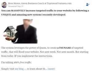 Ross Mero green business coach