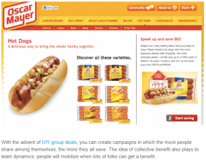 Oscar Mayer Hot Dogs