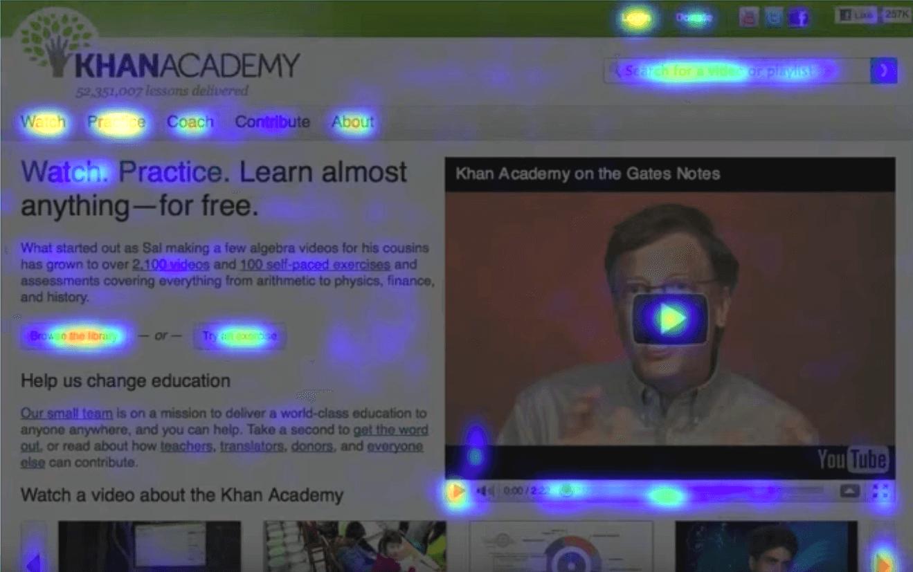 Khan Academy-heatmap