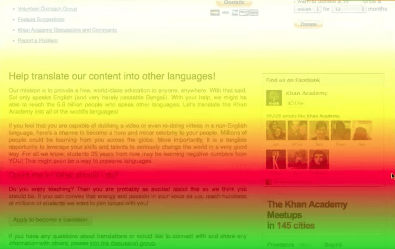 Help met het vertalen van uw inhoudsrolkaart