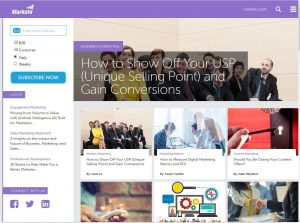 Marketo blog