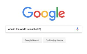 who in the world is macbeth