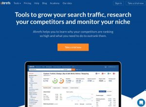 ahrefs tools to grow your search traffic