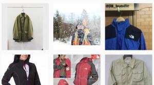 Hiking Jacket Images