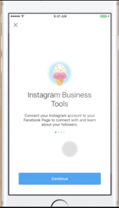 Using Instagram Business Tools