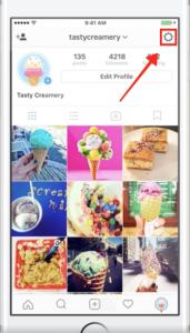Instagram Settings