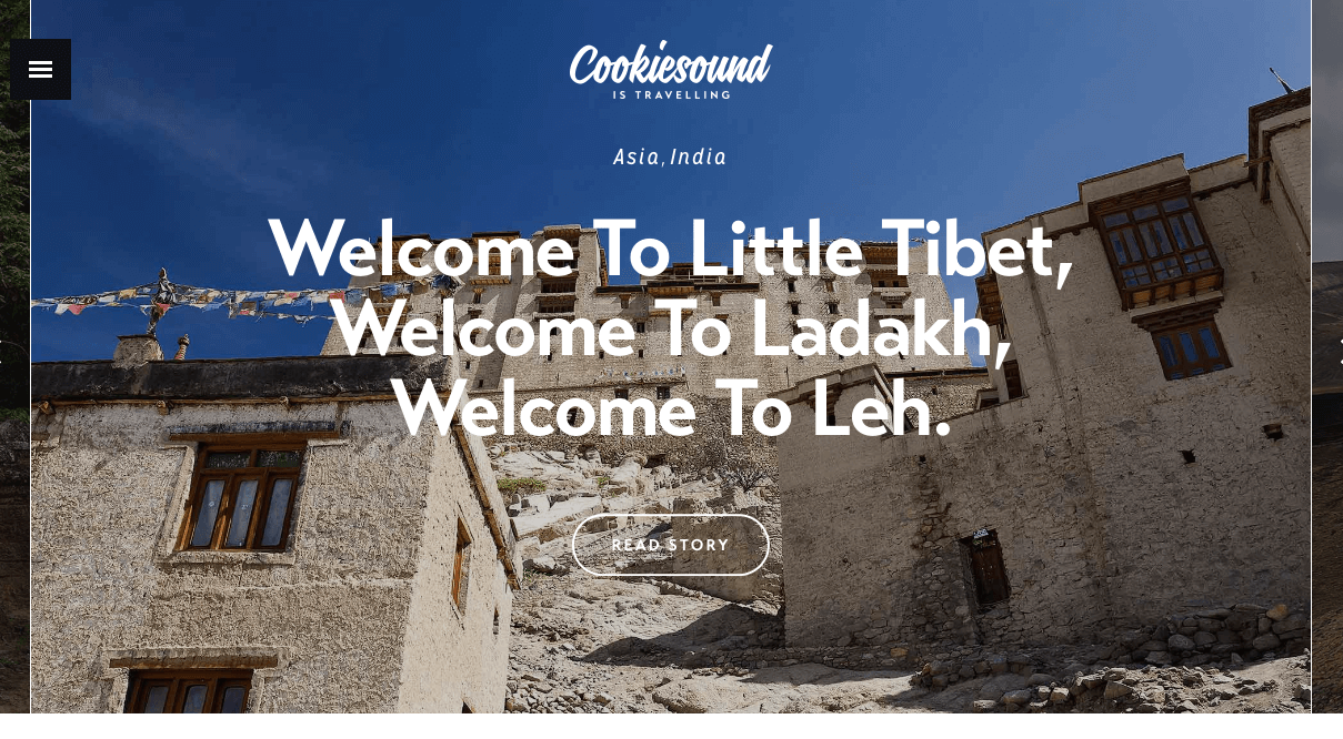 welcome to little tibet