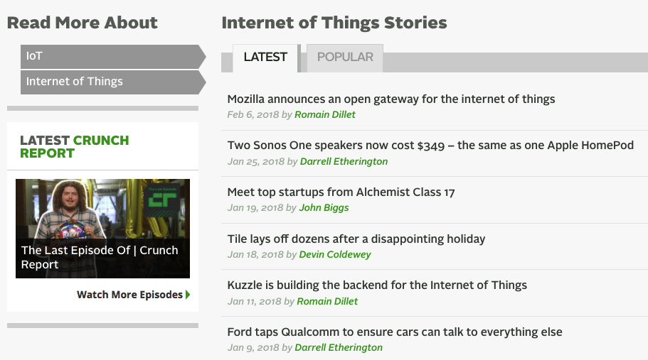 bir şeylerin interneti