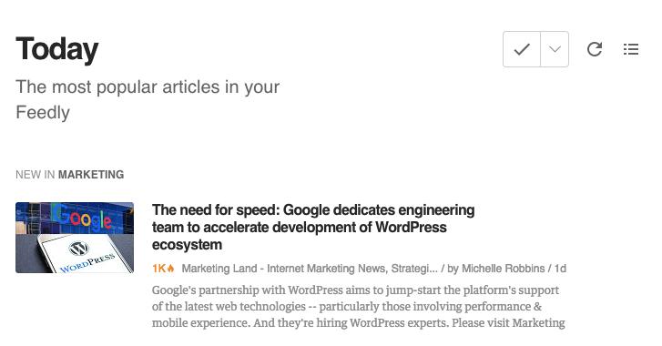 google index feed'i