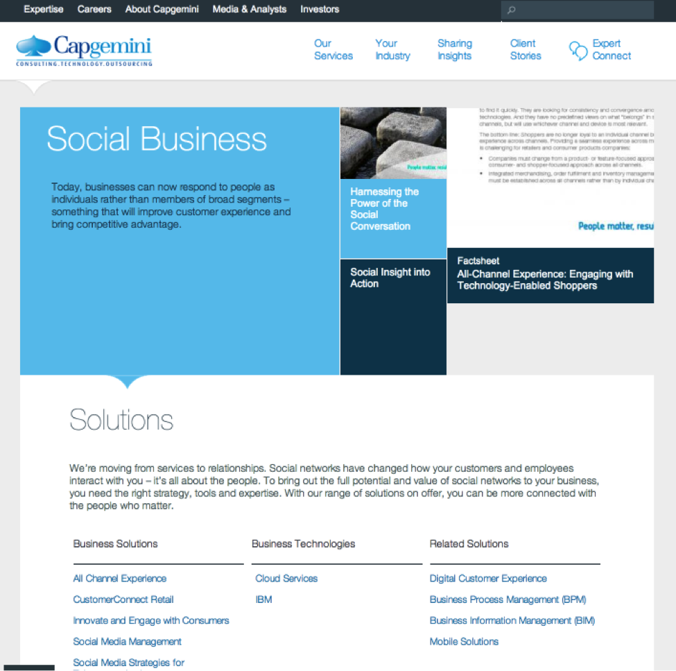 cta buttons social business