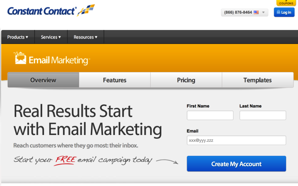 cta buttons email marketing