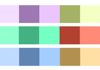 Of Course These Three Arent The Only Types Color Schemes You Can Create In Fact Best Palette Vary Based On Who Ask