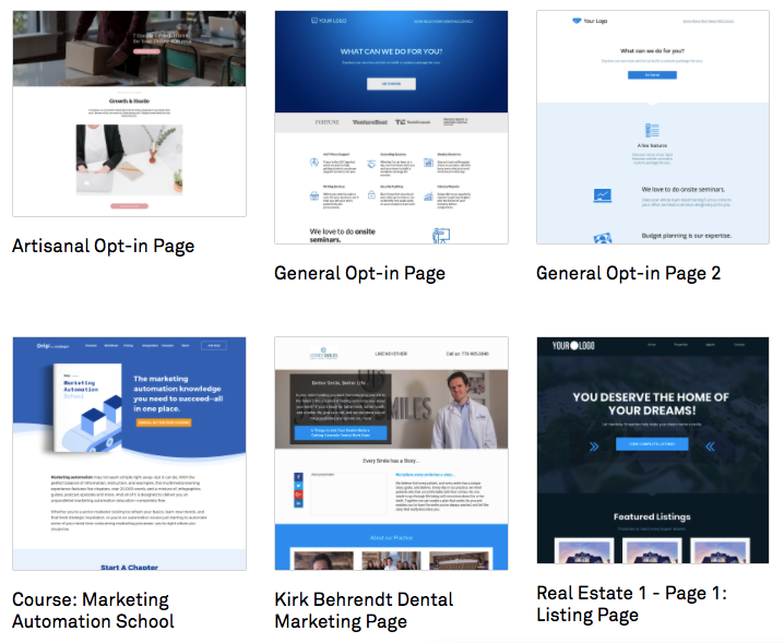 best-landing-page-service-leadpages-template-library