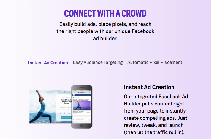 leadpages facebok
