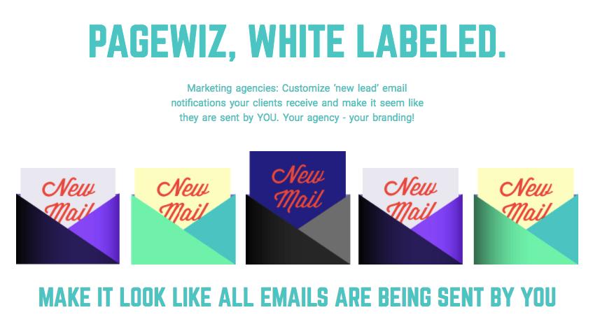 pagewiz white label