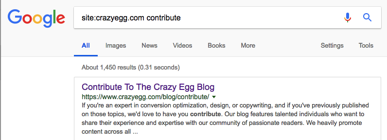 crazy egg contribute quality backlinks