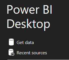 powerbi get data