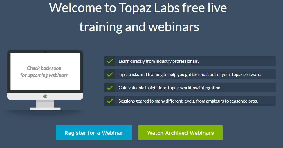 how to generate leads host a webinar