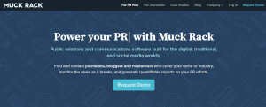 Public Relations With Muck Rack