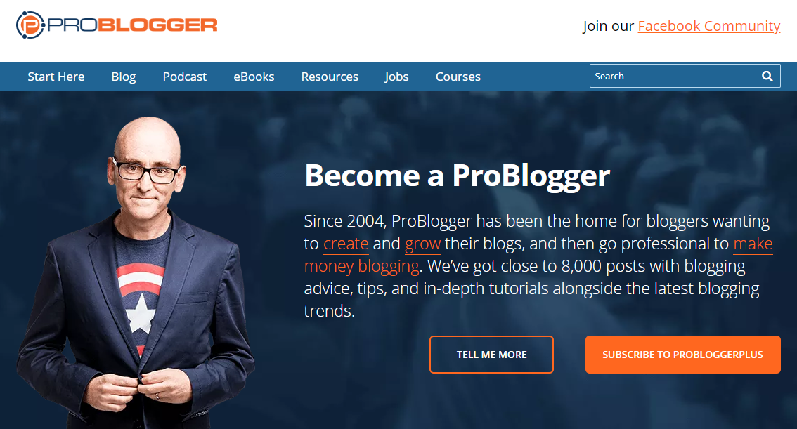 website-redesign-new-problogger