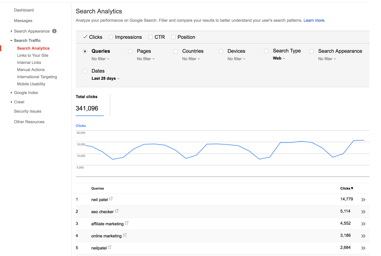 website-optimization-tools-google-search-console