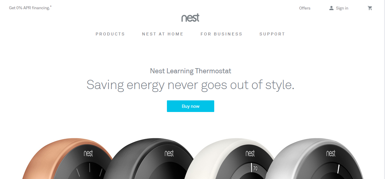 best-homepage-nest