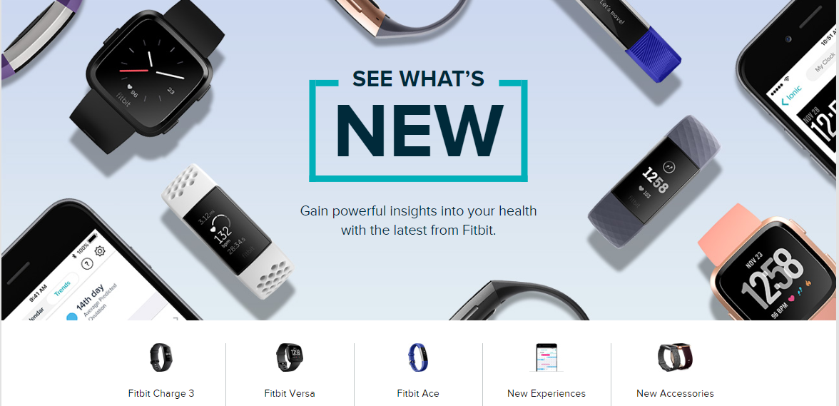 landing-page-design-fitbit
