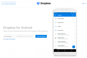 landing-page-design-dropbox