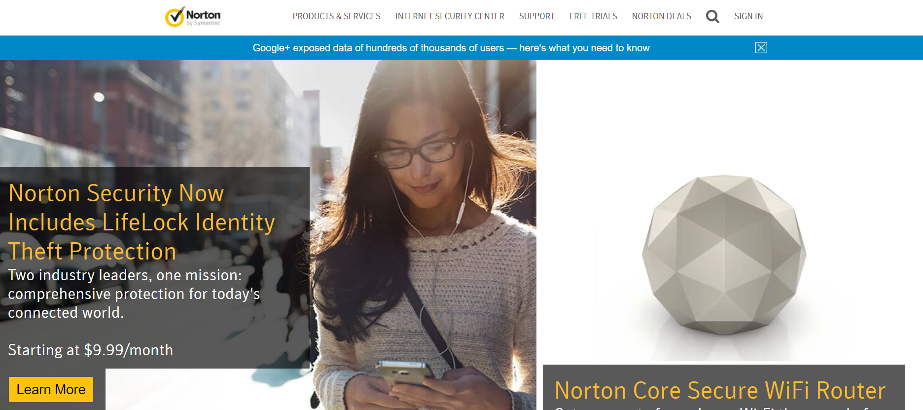 homepage-conversion-optimization-norton