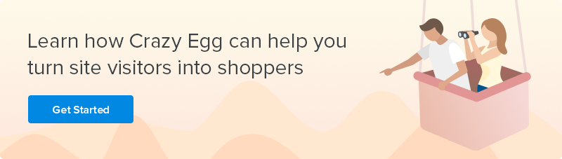 crazy egg for ecommerce
