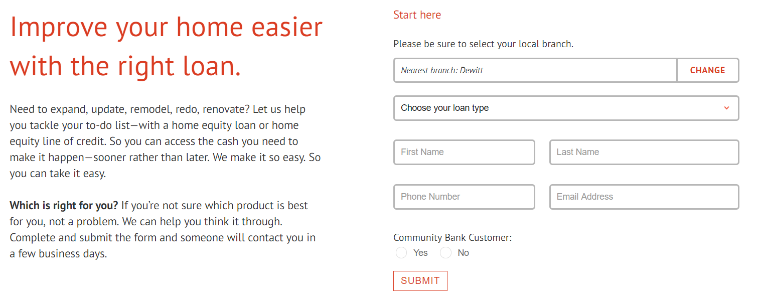 what-is-a-landing-page-community-bank