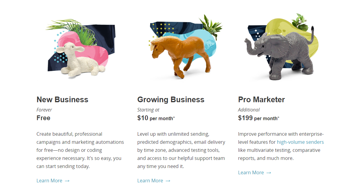 ecommerce pricing page tips