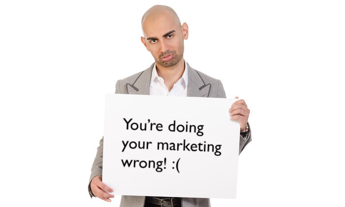 Neil Patel says you're marketing wrong