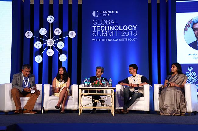 Global Technology Summit 2018 - Carnegie India - Carnegie