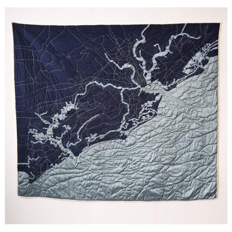 Charleston Quilt l #shopceladon