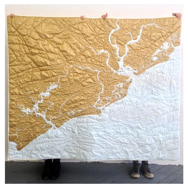 Charleston Quilt by Haptic Lab for Celadon Home l #shopceladon