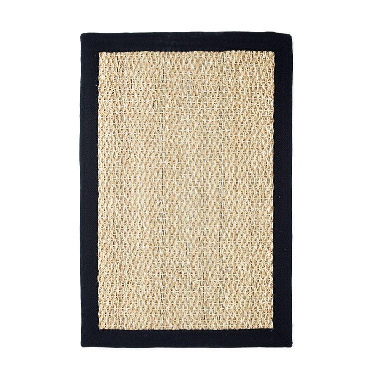 black-border-seagrass-rug-l-shopceladon