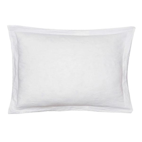 2199 white linen sham