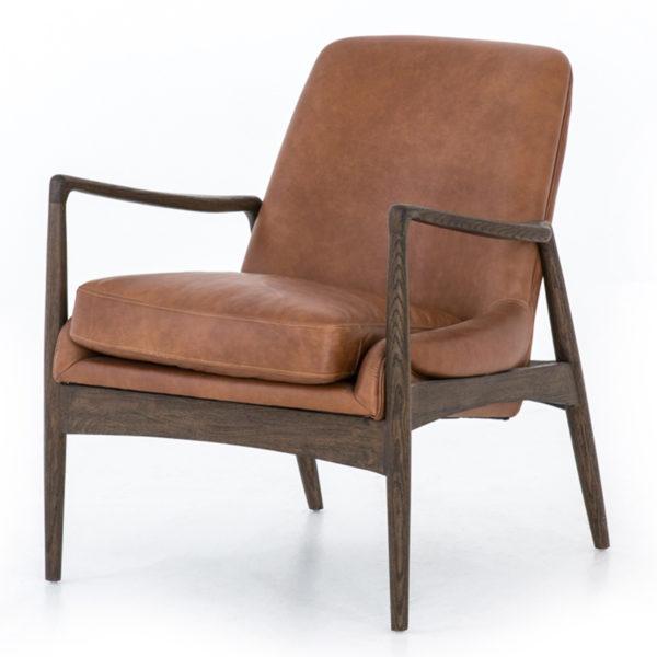 branden chair leather brandy 1