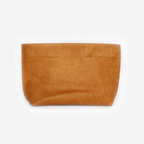 meyelo leather clutch