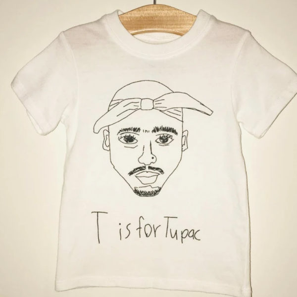 tupac tshirt