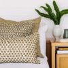 Capri Saffron Pillow 3