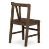 daisy dining chair burnt oak 2